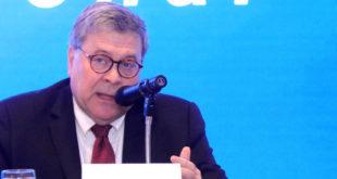 Gertz Manero se reúne con fiscal general de EU; discuten caso García Luna