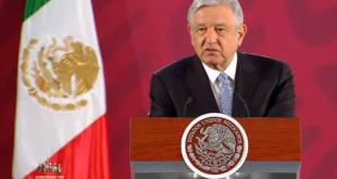 Confía AMLO en resolver saturación del AICM con Santa Lucía y Toluca, conferencia
