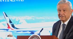 """Propone AMLO """"rifar"""" avión presidencial: 'cachito' costaría 500 pesos"""