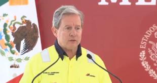 Invertirá Cemex 10 mil millones de pesos en planta de Puebla