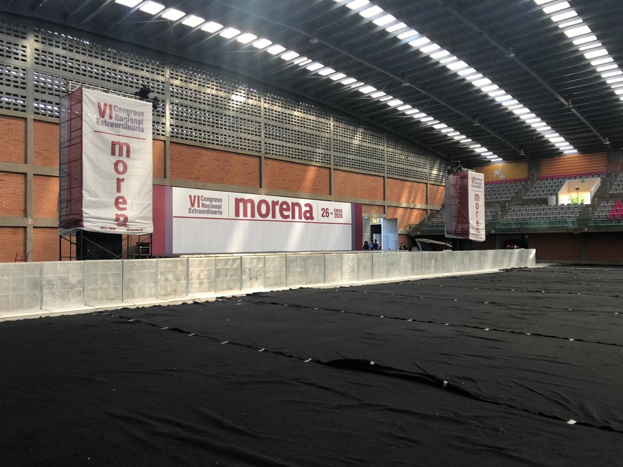 En medio de reclamos, Ramírez Cuellar es designado como dirigente de Morena