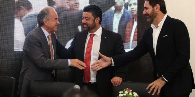 Gobierno de SLP reafirma compromiso con sector comercial y de servicios
