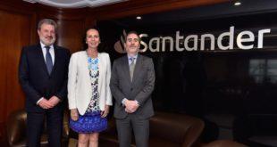 Propondrán a Laura Barroso para presidir Consejo de Administración de Santander México