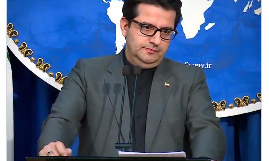 """Sanciones de EU son """"unilaterales, ilegales y sin resultado"""", reclama Irán"""