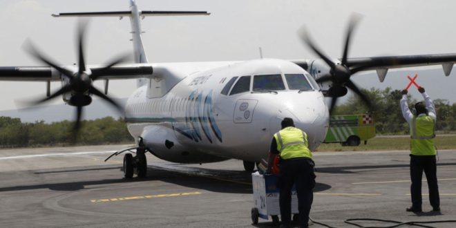 Anuncia Aeromar nueva frecuencia para vuelo México-Tamuín en aeropuerto de SLP