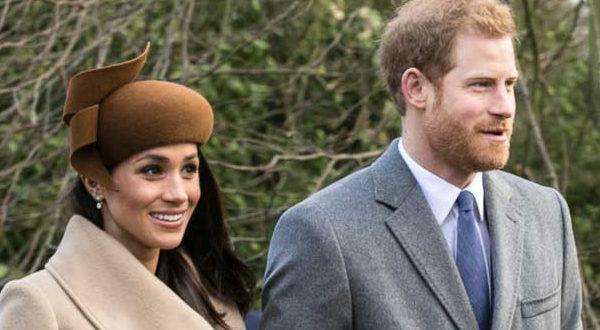 Principe Harry y Meghan Markle dejan sus títulos reales