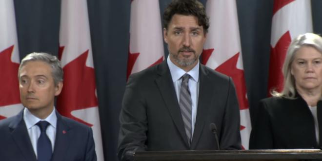"""Trudeau, """"furioso e indignado"""" por avión derribado, T-MEC, frontera"""