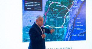 Empresas que incumplan contratos de Tren Maya se volverán 'famosísimas', advierte AMLO