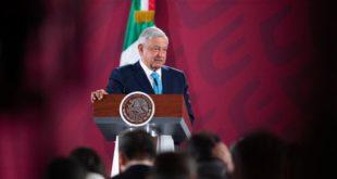 AMLO irá por 'round 2' con iniciativa para recortar presupuesto a partidos