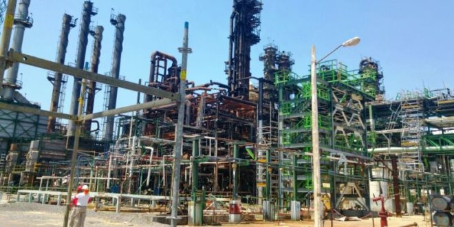 Iniciará producción de fertilizantes en planta de Pajaritos