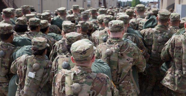 Legisladores de Iraq apoyan moción para expulsar a tropas estadounidenses