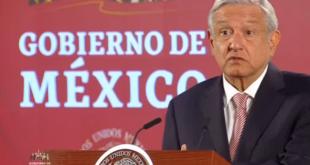 AMLO 'no tiene datos' sobre presunta investigación contra Peña Nieto