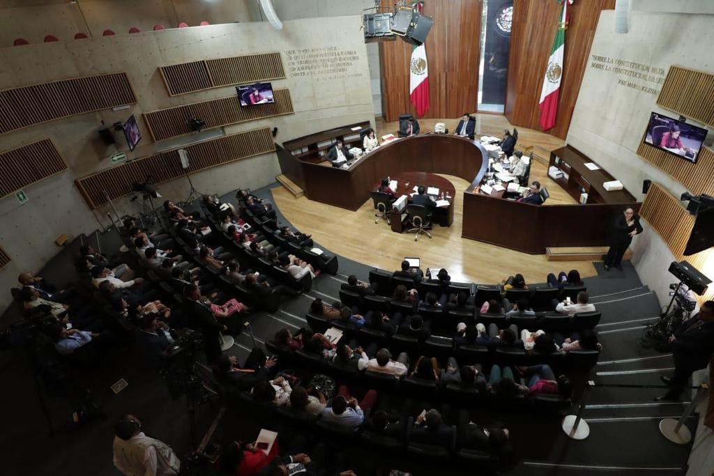Avala tribunal electoral a Ramírez Cuellar como dirigente interino de Morena
