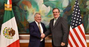 Analizan México y EU oportunidades futuras de inversión