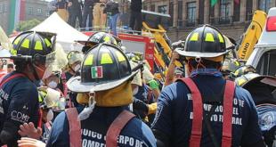 Detienen a exdirector administrativo de bomberos de la CDMX
