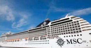 Crucero MSC Meraviglia atrancará en Cozumel, descartan coronavirus