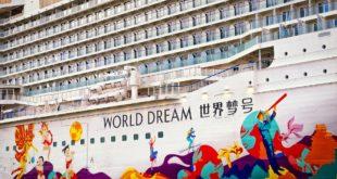 Gobierno de Hong Kong permite desembarco de crucero en cuarentena