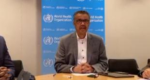 Preocupa a la OMS débil sistema de salud en África frente al coronavirus