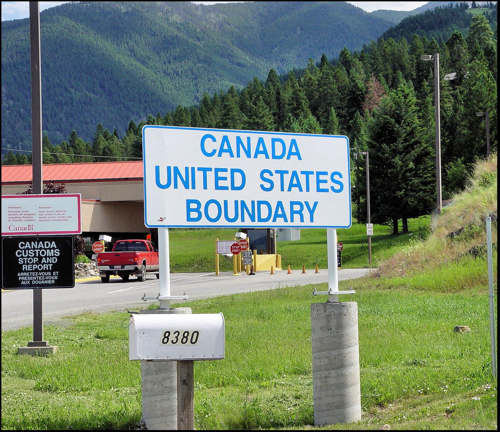 EU y Canadá sellan su frontera para frenar propagación de coronavirus