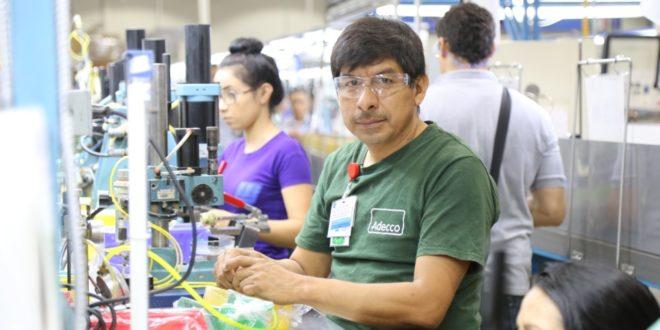 Emergencia Sanitaria, actividad industrial, manufactura