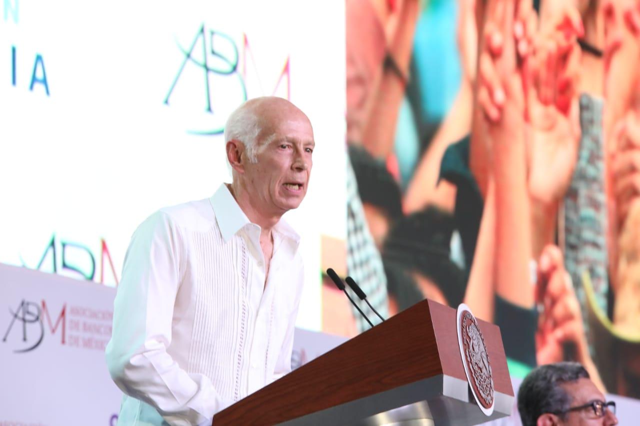 ABM, Luis Niño de Rivera, comisiones, conferencia