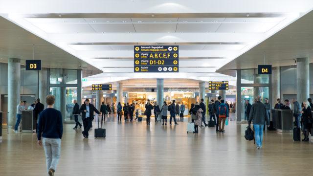 aeropuertos, coronavirus, aerolíneas