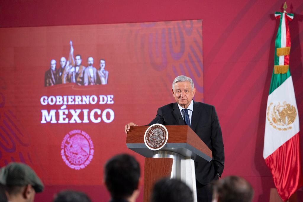 No hay reforma fiscal en puerta: AMLO