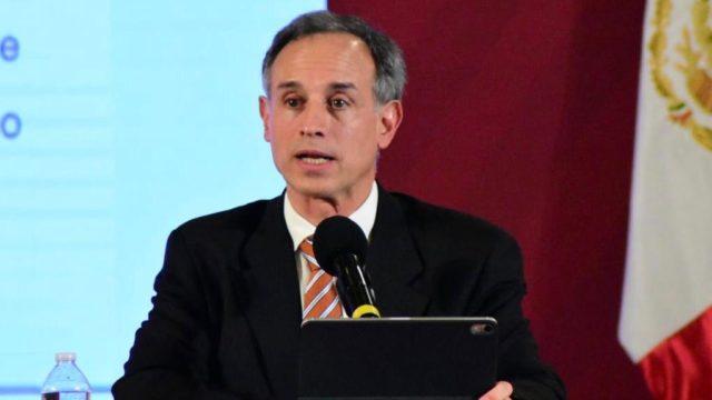 Conferencia de Ssa sobre el coronavirus en México del 31 de marzo