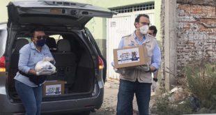 Gobierno municipal de SLP dará paquetes de apoyo emergente a 27 mil personas