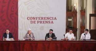Conferencia de prensa: Créditos a la palabra para reactivar economía del 26 de abril
