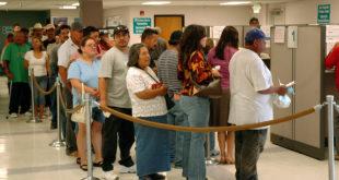 empleo, Colapso laboral en EU: 17 millones solicitan apoyos por desempleo en tres semanas