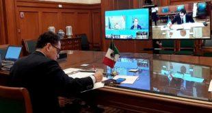 Utilizará G20 todos sus mecanismos de política fiscal y monetaria frente a crisis: Herrera