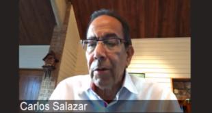 IP presentará a AMLO conclusiones de mesas de diálogo: Salazar Lomelín