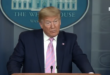 """""""Próxima semana, posiblemente la más difícil para EU por Covid-19"""": Trump"""
