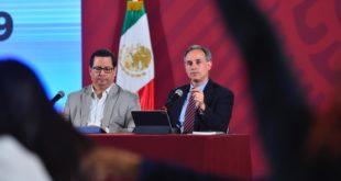 Van mil 688 casos de coronavirus confirmados en México, conferencia