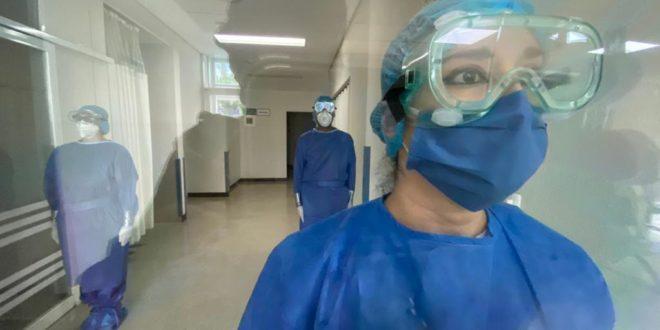 coronavirus, covid-19, Secretaría de Salud