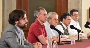 coronavirus, COVID-19, Hugo López-Gatell, Secretaría de Salud, conferencia