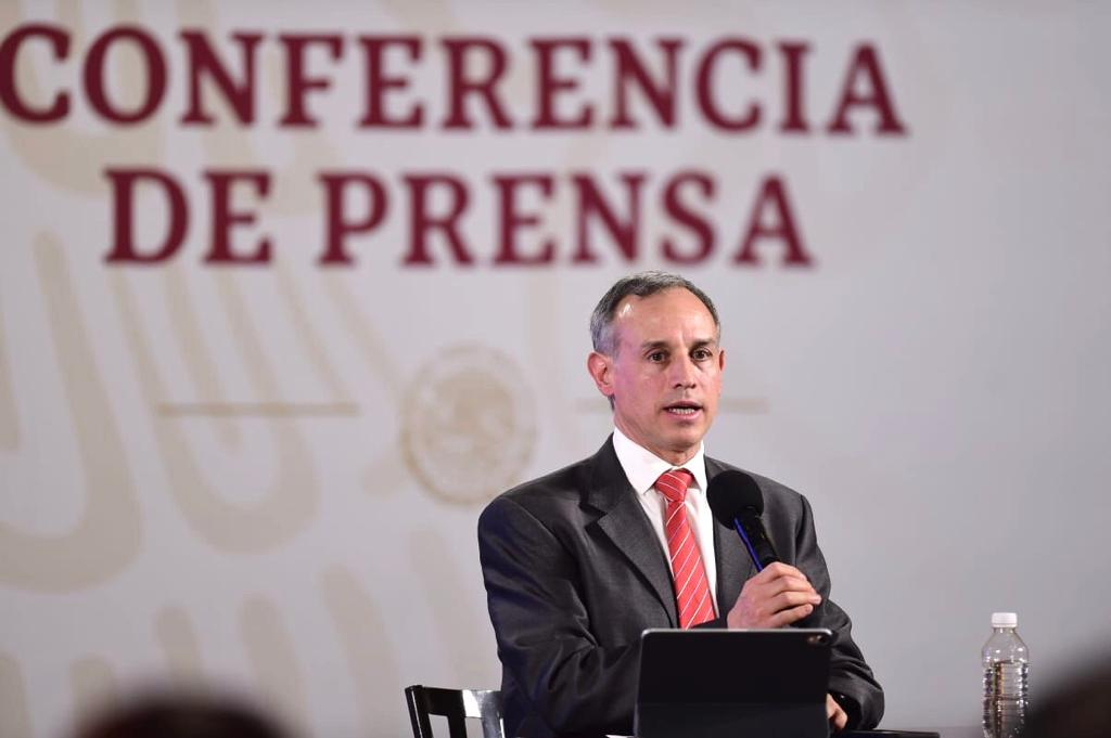 coronavirus, COVID-19, epidemia, Secretaría de Salud, Hugo López-Gatell, conferencia
