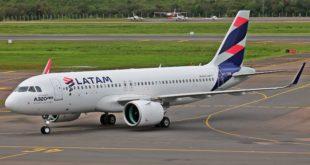 Coronavirus tumba a otra aerolínea; LATAM Airlines se declara en quiebra
