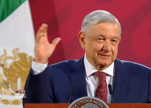 """""""No coincidimos con proyección de Banxico; nos recuperaremos pronto"""": AMLO, conferencia"""