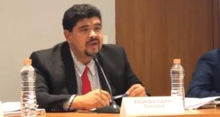 Renuncia Alejandro Gaytán a Hacienda; se unirá al BID