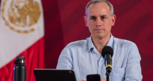 Secretaría de Salud, epidemia, coronavirus, COVID-19, Hugo López-Gatell, conferencia