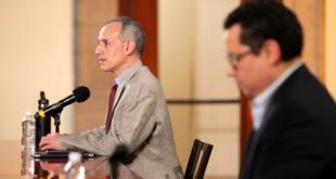 Hugo López-Gatell, Secretaría de Salud, coronavirus, covid-19
