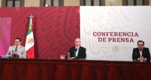 Conferencia de Ssa sobre el coronavirus en México del 15 de mayo