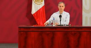 Registra México 1,383 nuevos casos de Covid-19 en las últimas 24 horas