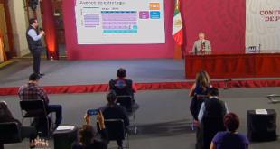 México, cerca de alcanzar las siete mil muertes por Covid-19