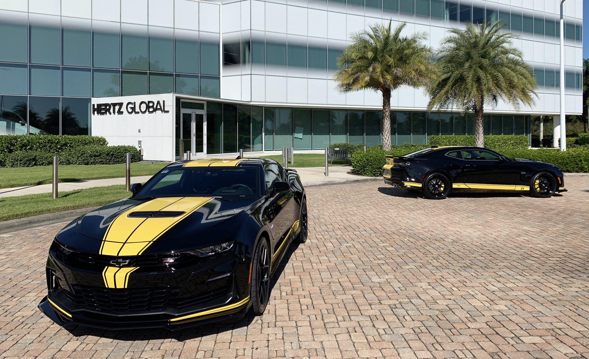 Hertz, la empresa de préstamos de coches en EU, se declara en quiebra
