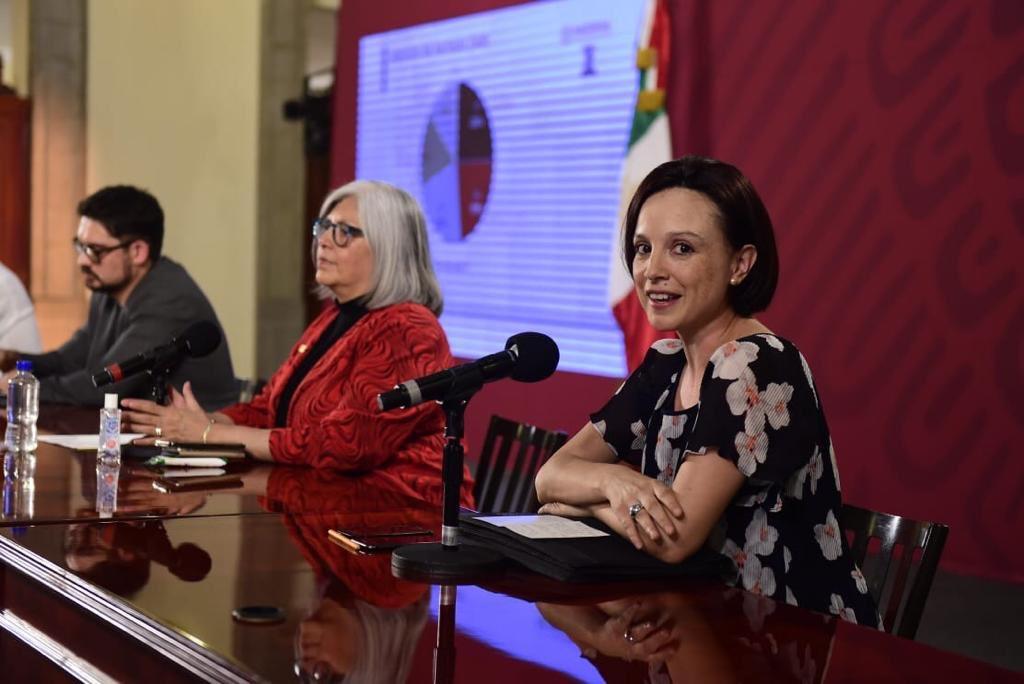 Conferencia sobre créditos a la palabra para reactivar economía del 1 de mayo