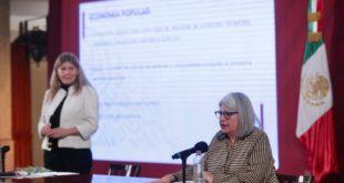 Conferencia sobre créditos para reactivar economía del 10 de mayo