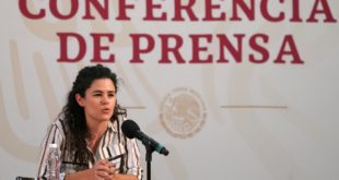 STPS, Luisa Alcalde
